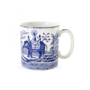 Spode Blue Room Muki Archive Indian Sporting 250 Ml