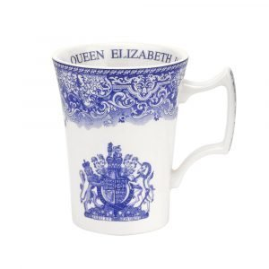Spode Blue Room Muki Queen Elizabeth 28 Cl