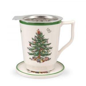 Spode Christmas Tree Tisaniere 35 Cl