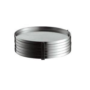 Stelton Arne Jacobsen Lasinaluset 6 Kpl