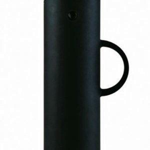 Stelton EM77 Termos 1 litra Matta Musta