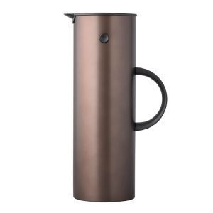 Stelton Em77 Termoskannu Dark Brown Metallic 1 L