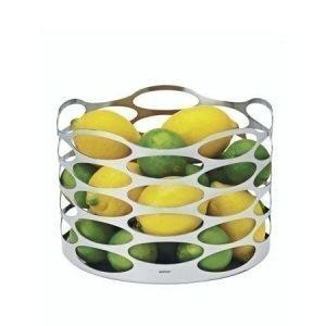 Stelton Embrace-hedelmäkulho 17 x 23 cm
