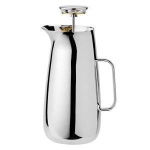Stelton Foster Pressopannu Kaffe Ruostumaton Teräs 1 L