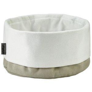 Stelton Leipäpussi Hiekka / Valkoinen