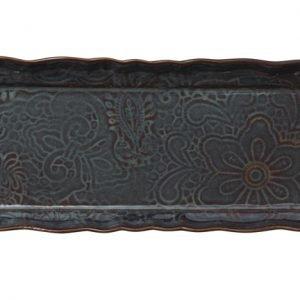Sthål Arabaesque Tarjoiluvati Keramiikka Viikuna 33.5x13.5 Cm