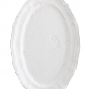 Sthål Vati Ovaali Valkoinen