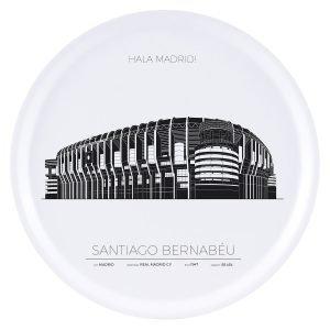 Sverigemotiv Bernabeu Stadion Madrid Tarjotin 38 Cm