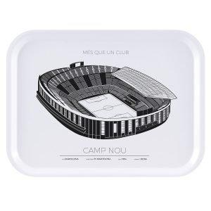 Sverigemotiv Camp Nou Barcelona Tarjotin 27x20 Cm