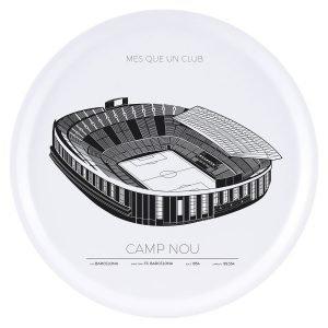 Sverigemotiv Camp Nou Barcelona Tarjotin 38 Cm