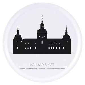 Sverigemotiv Kalmar Slott Tarjotin 38 Cm