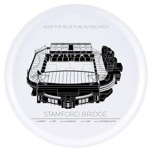 Sverigemotiv Stamford Bridge London Tarjotin 38 Cm