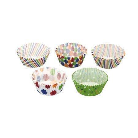 Sweetly Does It Cupcake-muotti 250 kpl 7 cm eri värejä