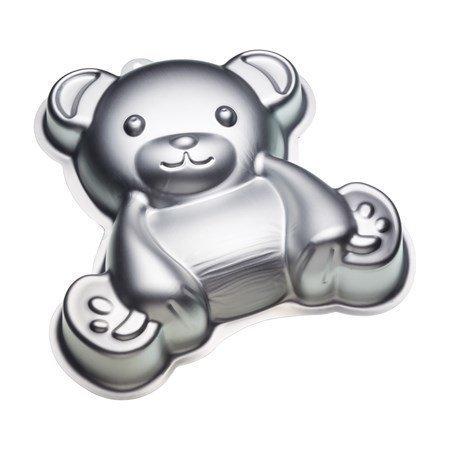 Sweetly Does It Leivontavuoka Nallekarhu alumiini