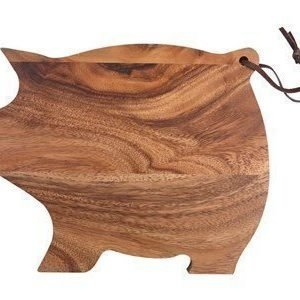 T&G Woodware Toscana Leikkuulauta Percy the pig
