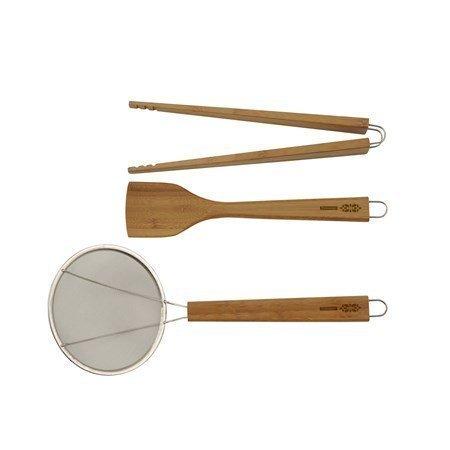 TYPHOON Keittiövälinesetti Bambu LOTUS