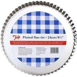 Tala Fluted Flan Tin 28 cm