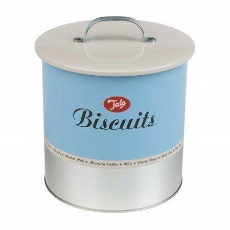 Tala Kakkupurkki Biscuit Barrell Sininen/Valkoinen