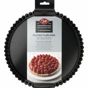 Tala Piirakkavuoka Pyöreä Musta 30.5 Cm