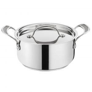 Tefal Jamie Oliver Stainless Steel Kattila Ruostumaton Teräs 20 Cm 3 L