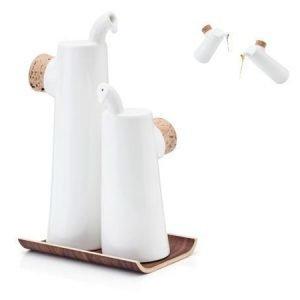 Tonfisk Design NOKKA öljy ja balsamicopullot