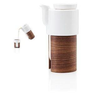 Tonfisk Design WARM tee- ja kahvikannu valkoinen 60 cl