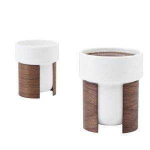 Tonfisk Design Warm Kuppi Pähkinäpuu 2