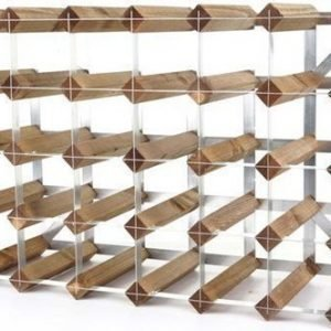 Traditional Wine Racks RTA 30 pullon Koottava viiniteline