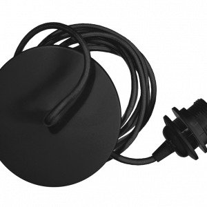 Umage Cannonball Johtosetti Musta E27 2.1 M