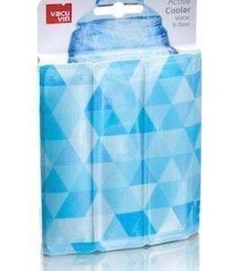Vacuvin Active Water & Beer Cooler Diamond Blue