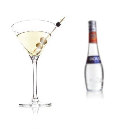 Vacuvin Cocktailglas Martini 2 kpl