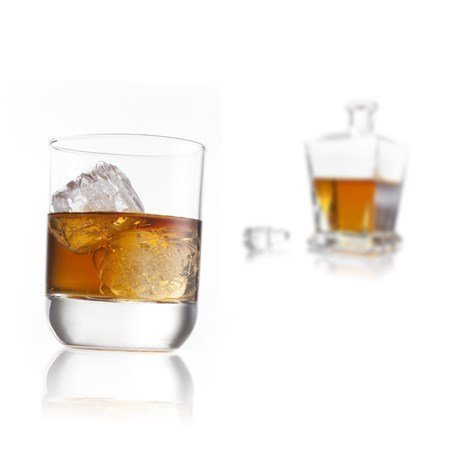 Vacuvin Cocktailglas Rocks 2 kpl