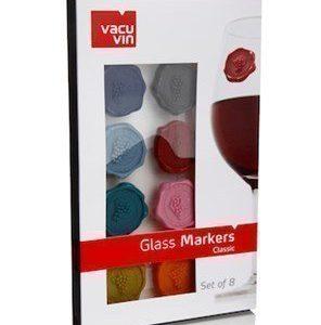 Vacuvin Glass Markers Druvor
