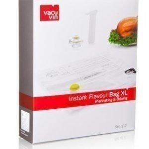 Vacuvin Instant Flavour Bag XL 2 kpl