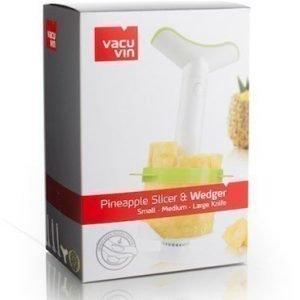 Vacuvin Pineapple Slicer S-M-L Lahjapakkaus