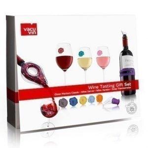 Vacuvin Wine Tasting Lahjapakkaus