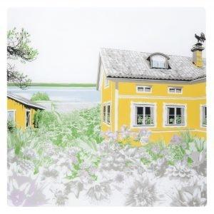 Vallila Lappajärvi Tabletit Keltainen 4 Kpl