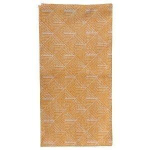 Varg Designkollektiv Stubbe Käsipyyhe Oranssi / Valkoinen 50x70 Cm
