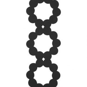 Verso Design Helmi Pannunalunen 16 X 45 mm
