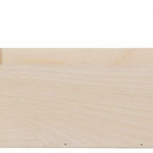 Verso Design Koppa Hylly Puu Luonnollinen 40x14 Cm