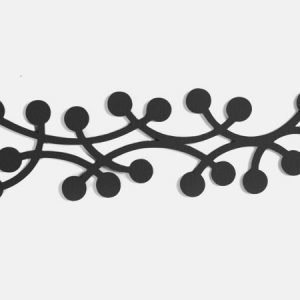 Verso Design MARJA pannunalunen iso tummanharmaa