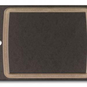 Victorinox Allrounder Leikkuulauta Puu Musta 29.2x22.9 Cm