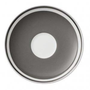Villeroy & Boch Anmut My Colour Rock Grey Espressolautanen 12cm