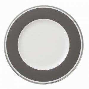 Villeroy & Boch Anmut My Colour Rock Grey Salaattilautanen 22cm
