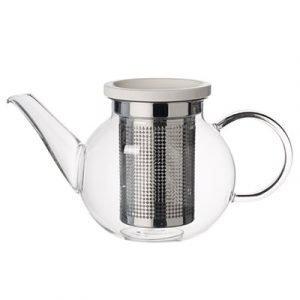 Villeroy & Boch Artesano Hot Beverages Teekannu Ja Siivilä 0