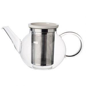 Villeroy & Boch Artesano Hot Beverages Teekannu Ja Siivilä 1 L
