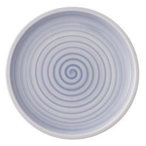 Villeroy & Boch Artesano Nature Bleu Salaattilautanen Sininen 22 Cm