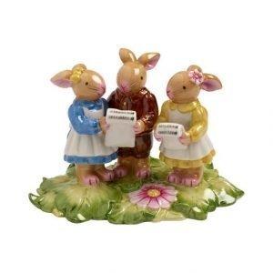 Villeroy & Boch Bunny Family Choir Pääsiäiskoriste