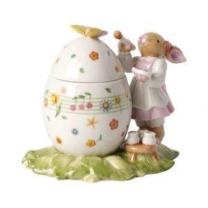Villeroy & Boch Bunny Family Easter Egg Painter Pääsiäiskoriste