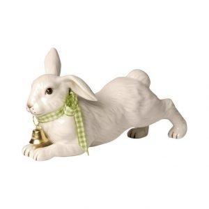Villeroy & Boch Bunny Running With Bell Pääsiäiskoriste
